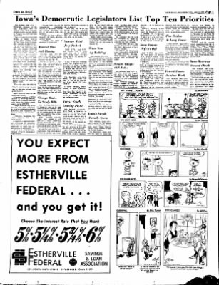 Estherville Daily News from Estherville, Iowa on January 9, 1973 · Page 4