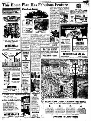 Alton Evening Telegraph from Alton, Illinois on June 18, 1960 · Page 7