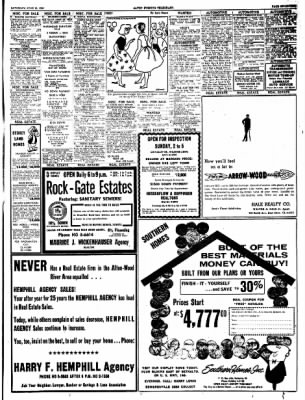 Alton Evening Telegraph from Alton, Illinois on June 18, 1960 · Page 17