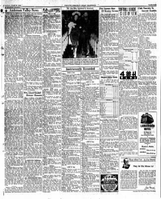Ukiah Dispatch Democrat from Ukiah, California on June 25, 1948 · Page 5