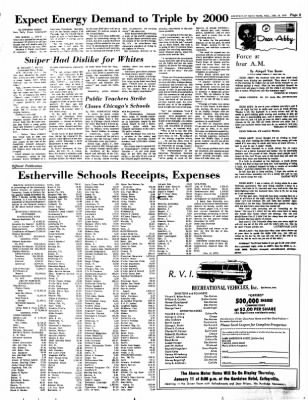 Estherville Daily News from Estherville, Iowa on January 10, 1973 · Page 8