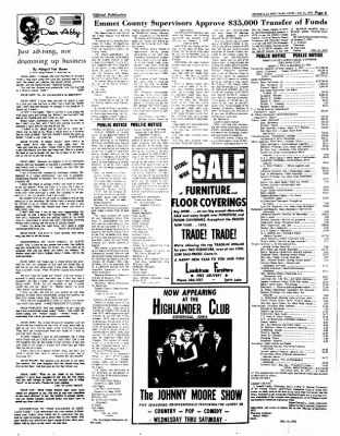 Estherville Daily News from Estherville, Iowa on January 11, 1973 · Page 6