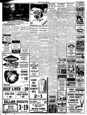 Alton Evening Telegraph from Alton, Illinois on June 20, 1960 · Page 14