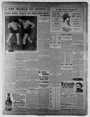 The Saint Paul Globe from Saint Paul, Minnesota on November 1, 1904 · Page 6