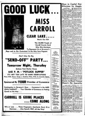 Carrol Daily Times Herald from Carroll, Iowa on July 24, 1957 · Page 7