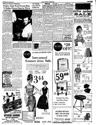 Alton Evening Telegraph from Alton, Illinois on June 22, 1960 · Page 3