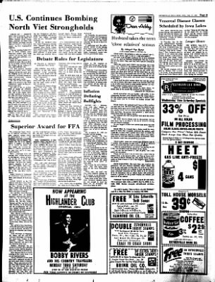 Estherville Daily News from Estherville, Iowa on January 17, 1973 · Page 8
