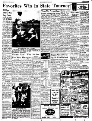 Alton Evening Telegraph from Alton, Illinois on June 22, 1960 · Page 17