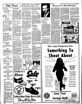 Estherville Daily News from Estherville, Iowa on January 19, 1973 · Page 8