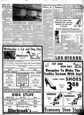 Carrol Daily Times Herald from Carroll, Iowa on July 30, 1957 · Page 7