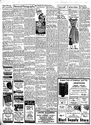 Carrol Daily Times Herald from Carroll, Iowa on July 31, 1957 · Page 4