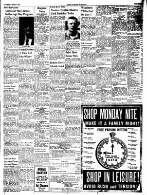 Alton Evening Telegraph from Alton, Illinois on June 25, 1960 · Page 7