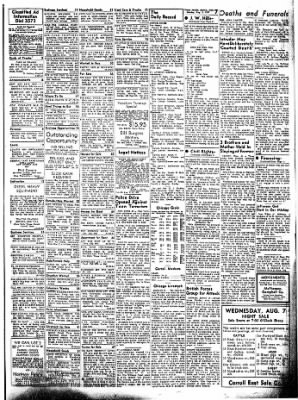 Carrol Daily Times Herald from Carroll, Iowa on August 5, 1957 · Page 7
