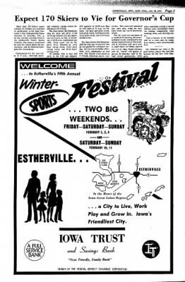 Estherville Daily News from Estherville, Iowa on January 30, 1973 · Page 16
