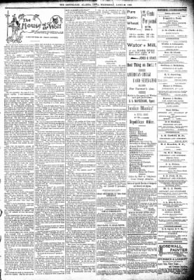The Algona Republican from Algona, Iowa on April 29, 1896 · Page 7