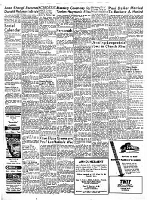 Carrol Daily Times Herald from Carroll, Iowa on August 10, 1957 · Page 4