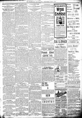 The Algona Republican from Algona, Iowa on May 6, 1896 · Page 3