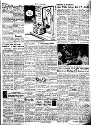 Carrol Daily Times Herald from Carroll, Iowa on August 13, 1957 · Page 3
