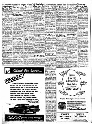 Carrol Daily Times Herald from Carroll, Iowa on August 13, 1957 · Page 8