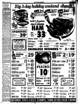 Alton Evening Telegraph from Alton, Illinois on June 30, 1960 · Page 28