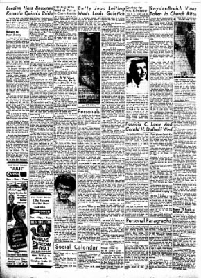 Carrol Daily Times Herald from Carroll, Iowa on August 17, 1957 · Page 4