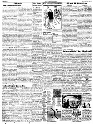 Alton Evening Telegraph from Alton, Illinois on July 2, 1960 · Page 4