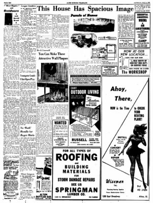 Alton Evening Telegraph from Alton, Illinois on July 2, 1960 · Page 10