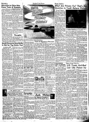 Carrol Daily Times Herald from Carroll, Iowa on August 20, 1957 · Page 3
