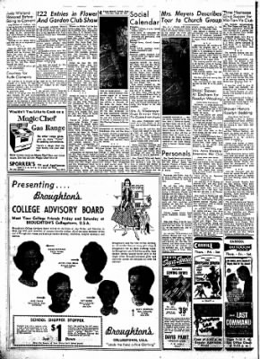 Carrol Daily Times Herald from Carroll, Iowa on August 22, 1957 · Page 4