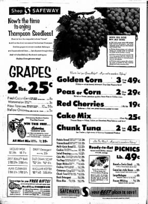 Carrol Daily Times Herald from Carroll, Iowa on August 22, 1957 · Page 8
