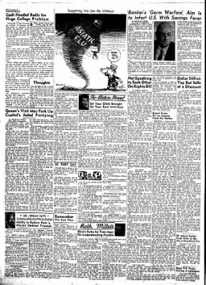 Carrol Daily Times Herald from Carroll, Iowa on August 23, 1957 · Page 6