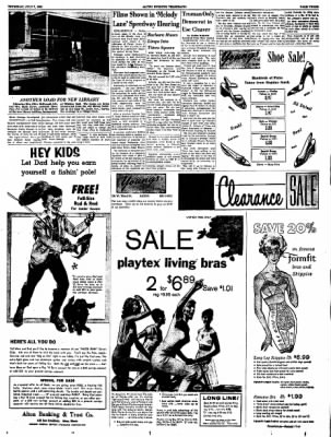 Alton Evening Telegraph from Alton, Illinois on July 7, 1960 · Page 3