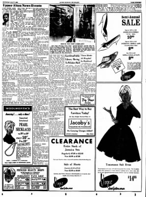 Alton Evening Telegraph from Alton, Illinois on July 7, 1960 · Page 19