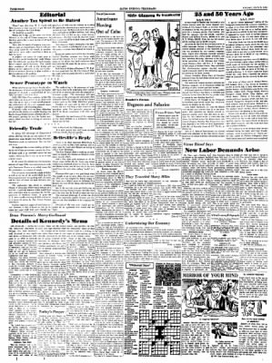 Alton Evening Telegraph from Alton, Illinois on July 8, 1960 · Page 4