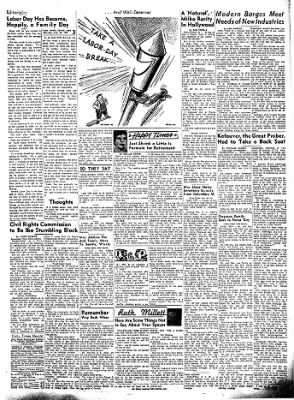 Carrol Daily Times Herald from Carroll, Iowa on August 31, 1957 · Page 3