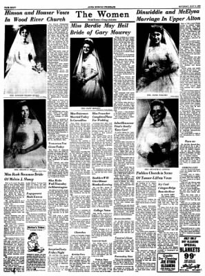 Alton Evening Telegraph from Alton, Illinois on July 9, 1960 · Page 8