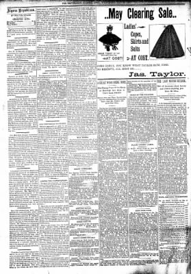The Algona Republican from Algona, Iowa on May 13, 1896 · Page 4