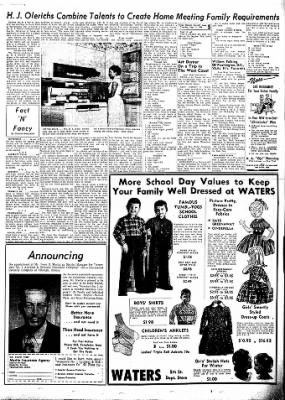 Carrol Daily Times Herald from Carroll, Iowa on September 3, 1957 · Page 15