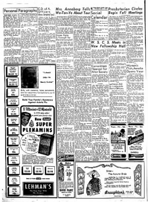 Carrol Daily Times Herald from Carroll, Iowa on September 5, 1957 · Page 4