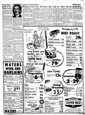 Carrol Daily Times Herald from Carroll, Iowa on September 5, 1957 · Page 7