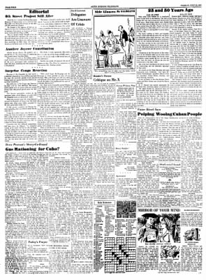 Alton Evening Telegraph from Alton, Illinois on July 12, 1960 · Page 4
