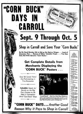 Carrol Daily Times Herald from Carroll, Iowa on September 7, 1957 · Page 5