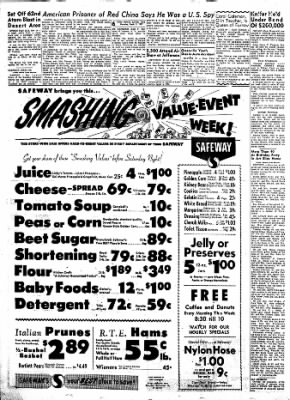 Carrol Daily Times Herald from Carroll, Iowa on September 9, 1957 · Page 6