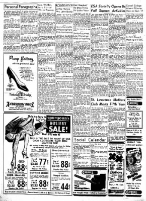 Carrol Daily Times Herald from Carroll, Iowa on September 11, 1957 · Page 4