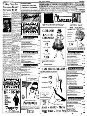 Alton Evening Telegraph from Alton, Illinois on July 14, 1960 · Page 3
