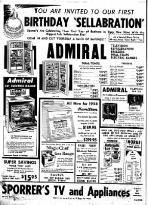 Carrol Daily Times Herald from Carroll, Iowa on September 12, 1957 · Page 13
