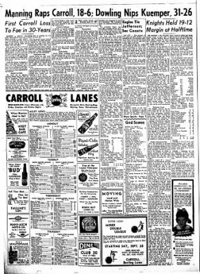 Carrol Daily Times Herald from Carroll, Iowa on September 14, 1957 · Page 2