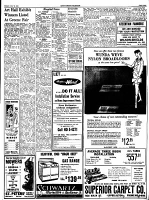 Alton Evening Telegraph from Alton, Illinois on July 15, 1960 · Page 9