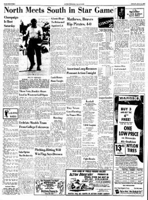 Alton Evening Telegraph from Alton, Illinois on July 15, 1960 · Page 14