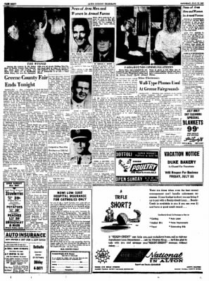 Alton Evening Telegraph from Alton, Illinois on July 16, 1960 · Page 8